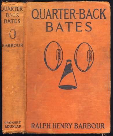 Image for Quarter-Back Bates