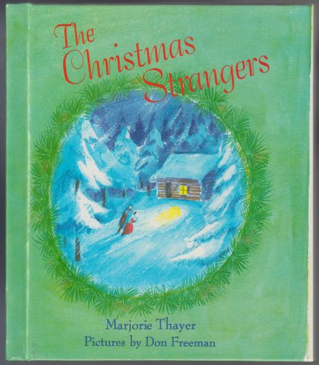 Image for The Christmas Strangers