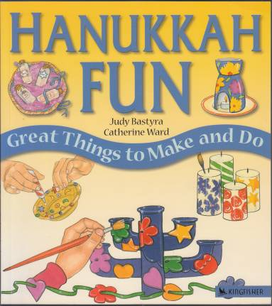 Image for Hanukkah Fun  Great Things to Make and Do