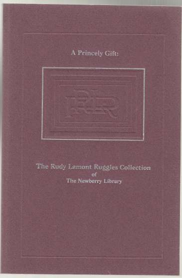 Image for A Princely Gift: The Rudy Lamont Ruggles Collection