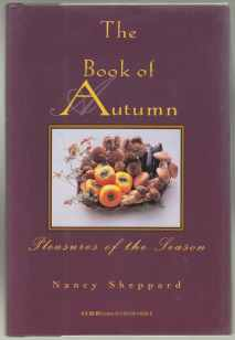 Image for The Book of Autumn Pleasures of the Seasos