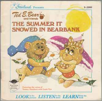 Image for The Summer it Snowed in Bear Park