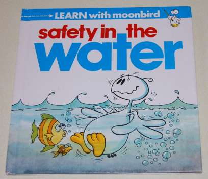 Image for Safety in the Water  Learn With Moonbird