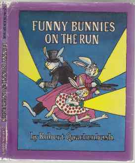 Image for Funny Bunnies on the Run