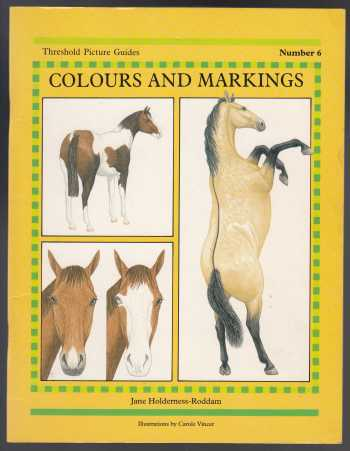 Image for Colours and Markings Threshold Picture Guides