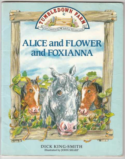Image for Alice and Flower and Foxianna