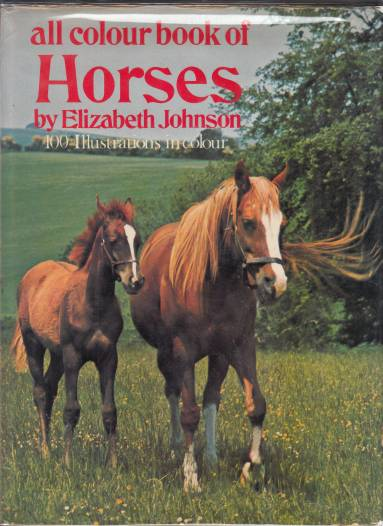 Image for All Colour Book of Horses