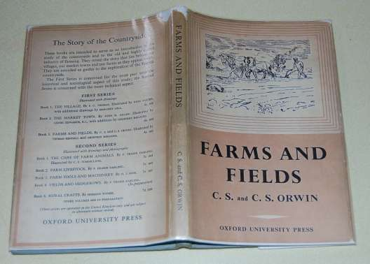 Image for Farms and Fields  The Story of The Countryside  First Series Book 3