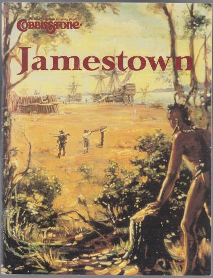 Image for Jamestown  April 1994  (Cobblestone the History Magazine for Young People)