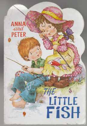 Image for The Little Fish Anna and Peter Series #3