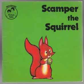 Image for Scamper the Squirrel