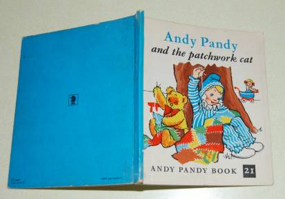 Image for Andy Pandy and the Patchwork Cat