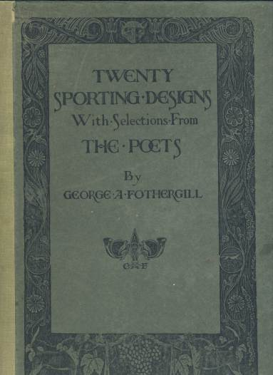 Image for Twenty Sporting Designs with Selection from the Poets  SIGNED