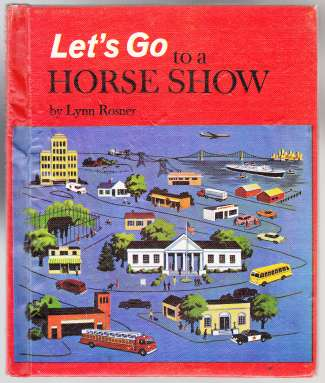 Image for Let's Go to a Horse Show
