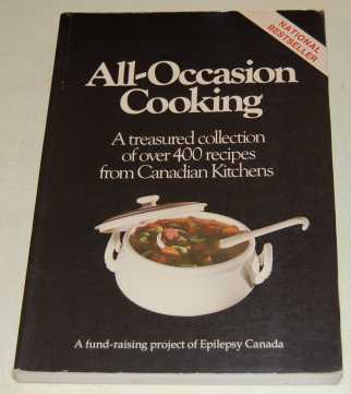 Image for All-Occasion Cooking  A Treasured Collection of Over 400 Recipes From Canadian Kitchens