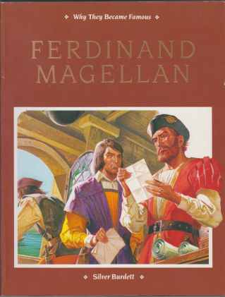 Image for Ferdinand Magellan Why They Became Famous Series