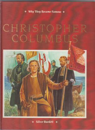 Image for Christopher Columbus Why They Became Famous Series