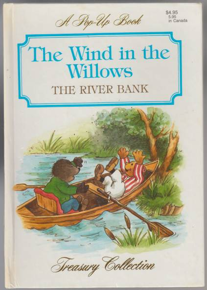 Image for The Wind in the Willows The River Bank  Treasury Collection