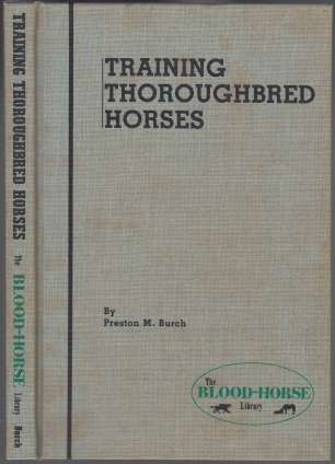 Image for Training Thoroughbred Horses