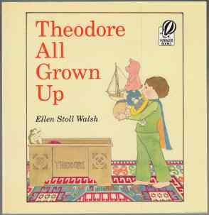 Image for Theodore All Grown Up