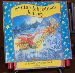 Image for Santa's Christmas Journey  A Scrolling Picture Book