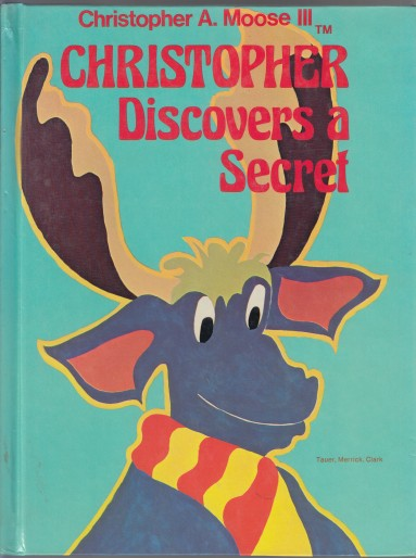 Image for Christopher Discovers a Secret