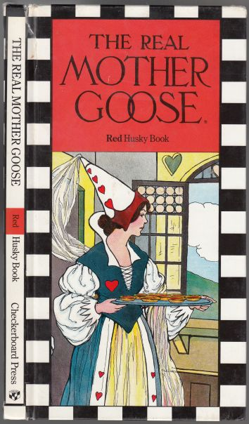 Image for The Real Mother Goose Red Husky Book