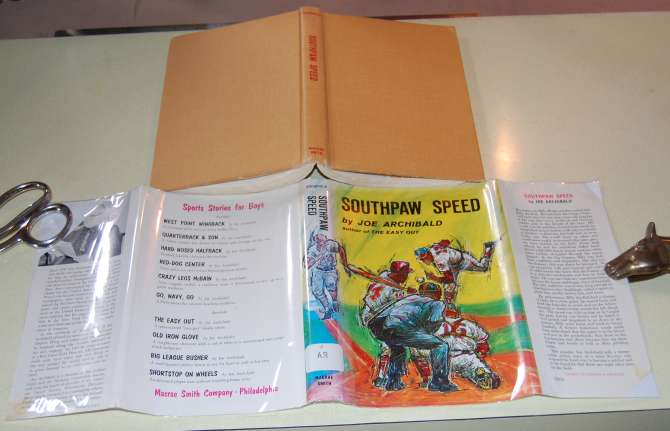 Image for Southpaw Speed