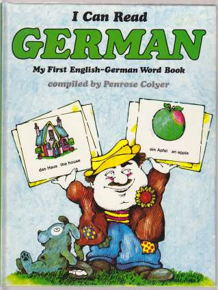 Image for I Can Read German My First English-German Word Book