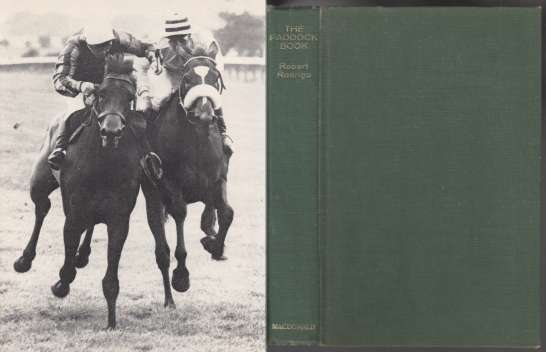 Image for The Paddock Book  A Miscellany of the Turf