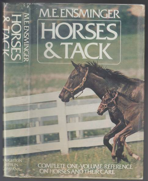Image for Horses & Tack Complete One-Volume Reference on Horses and Their Care