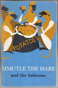 Image for Mmutle The Hare and the Baboons