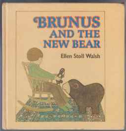 Image for Brunus and the New Bear