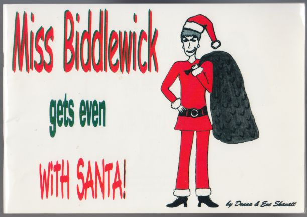 Image for Miss Biddlewick Gets Even With Santa!