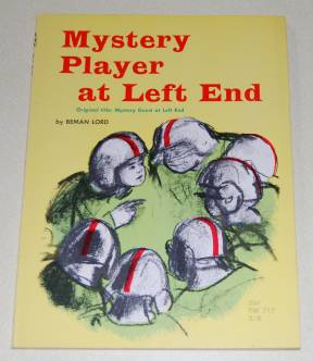 Image for Mystery Player at Left End. Original Title: Mystery Guest at Left End