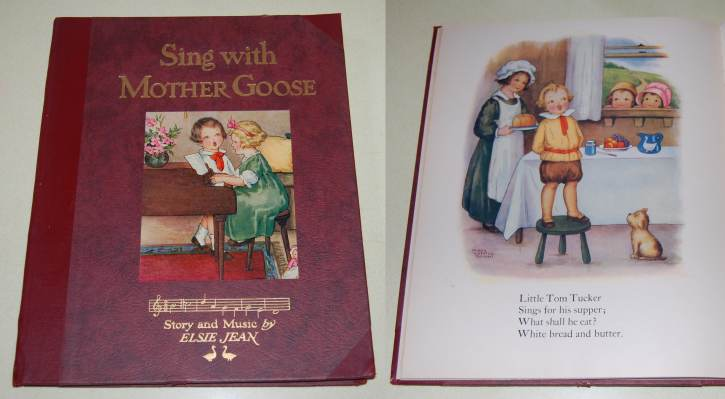 Image for Sing With Mother Goose