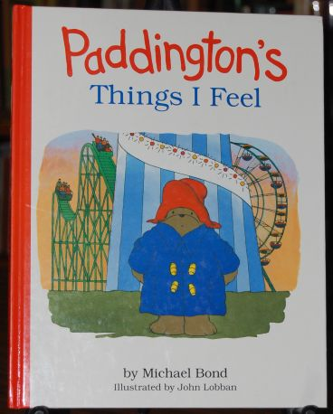 Image for Paddington's Things I Feel