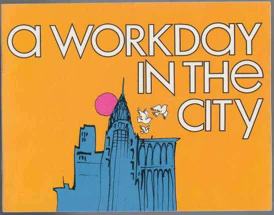 Image for A Workday In The City
