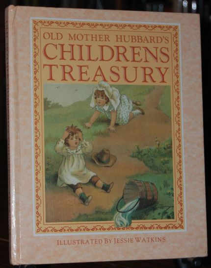 Image for Old Mother Hubbard's Children's Treasury