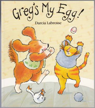 Image for Greg's My Egg!