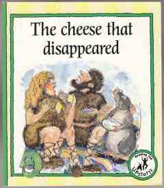 Image for The Cheese That Disappeared