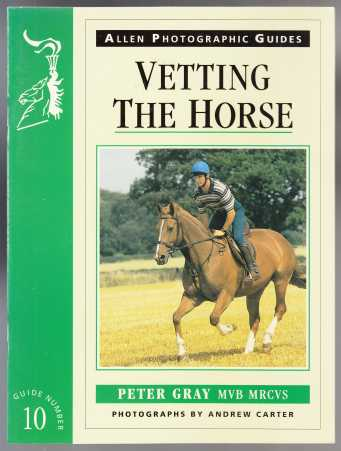 Image for Vetting The Horse