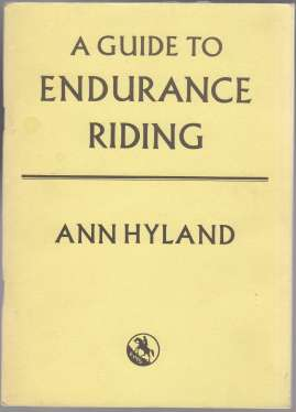 Image for A Guide to Endurance Riding