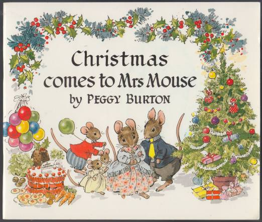Image for Christmas Comes to Mrs Mouse