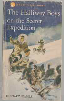 Image for The Halliway Boys on the Secret Expedition