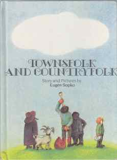 Image for Townsfolk And Countryfolk