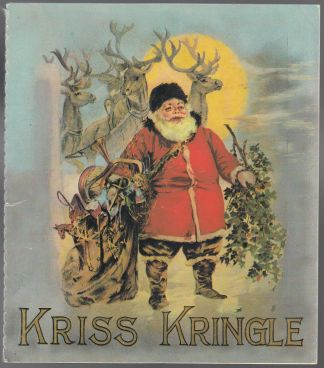 Image for Kriss Kringle
