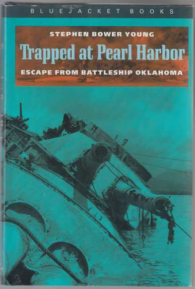 Image for Trapped at Pearl Harbor Escape From Battleship Oklahoma
