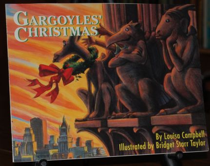 Image for Gargoyles' Christmas
