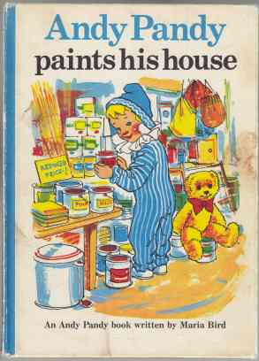 Image for Andy Pandy Paints His House